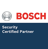 Vision One BOSCH Security Certified Partner